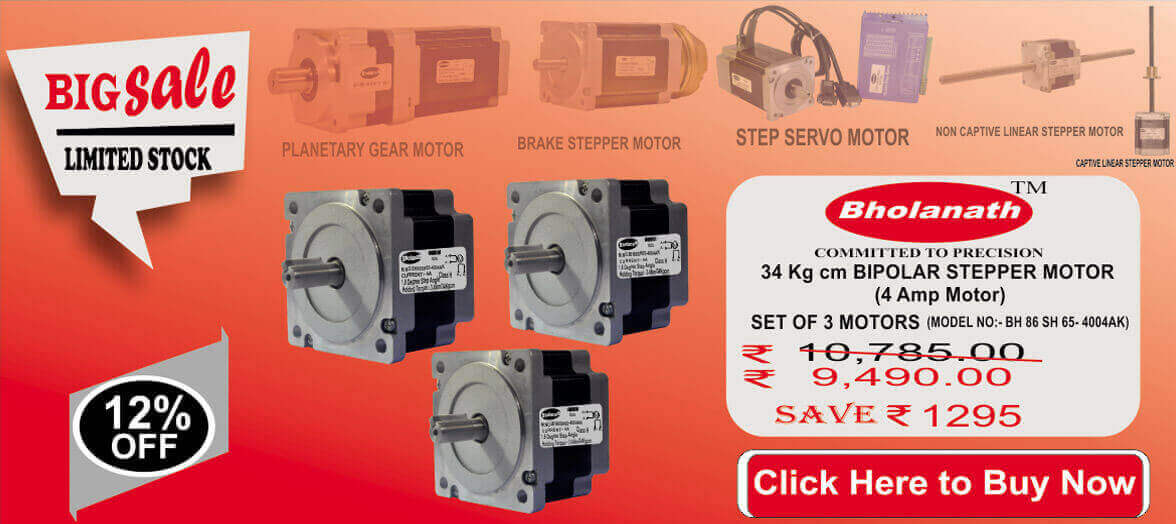 Bholanath Stepper Motors